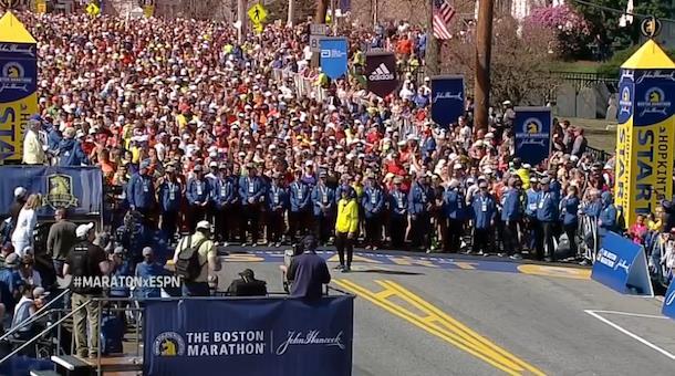 Resultado de imagen para Maraton de Boston 2019